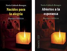 Nacidos para la alegría y Abiertos a la esperanza, dos libros de Nuria Calduch-Benages, CPL
