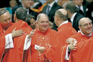 ceremonia de entrega del palio a los nuevos arzobispos Vaticano 29 junio 2016