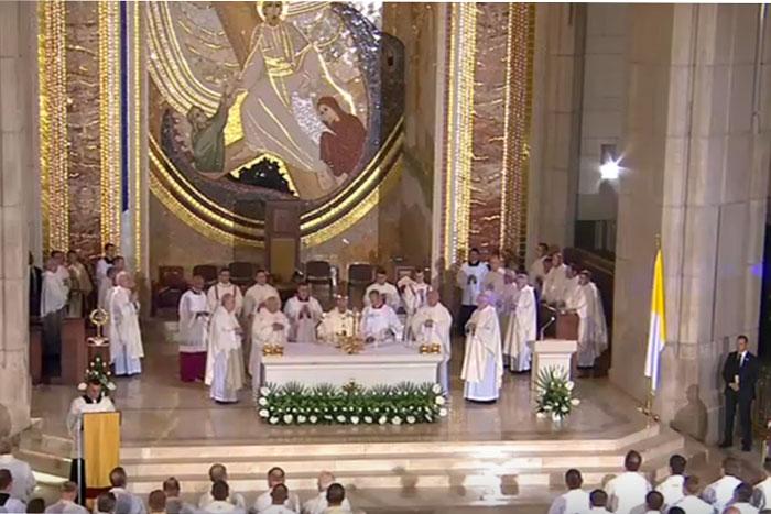 santuario dedicado a Juan Pablo II