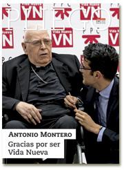 portadilla Pliego VN Homenaje a Antonio Montero en el n. 3000 2997 julio 2016