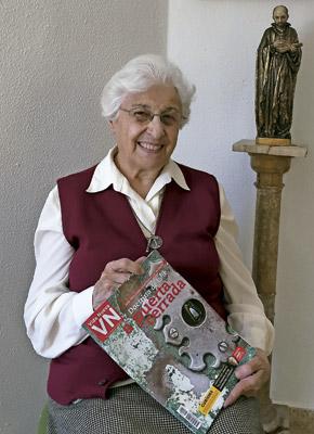Magdalen Baturone, religiosa del Instituto de la Bienaventurada Virgen María