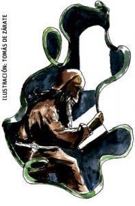 ilustración de Tomás de Zárate para el n 3001 artículo de Gianfranco Ravasi
