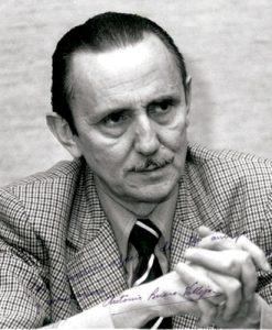 Antonio Buero Vallejo, dramaturgo español