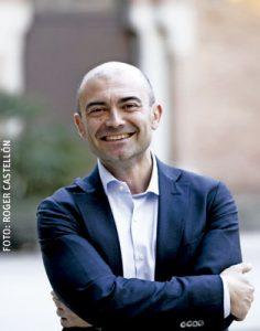 Antonio Fornés, autor del libro Creo. Aunque sea absurdo, o quizá por eso, Editorial Diëresis