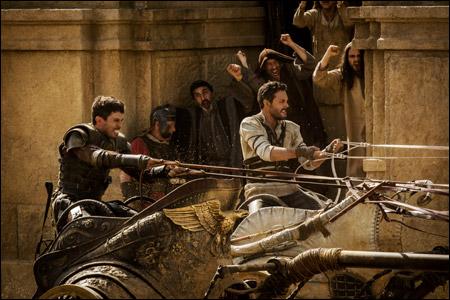 Ben-Hur, fotograma de la película 2016