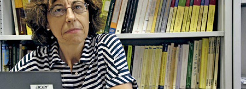 Carmen Bernabé, nueva directora de la Asociación Bíblica Española septiembre 2016