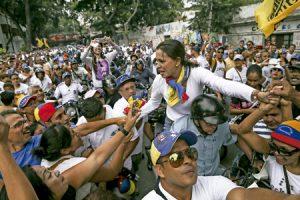 Gran Toma de Caracas 1 de septiembre 2016 ciudadanos salen a la calle en Venezuela para pedir el revocatorio contra el presidente Nicolás Maduro