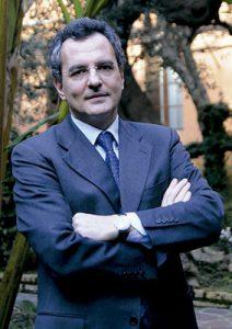 Marco Impagliazzo, presidente de la Comunidad de Sant'Egidio