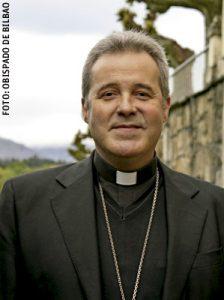 Mario Iceta, obispo de Bilbao y presidente de la Subcomisión Episcopal de Familia y Vida de la Conferencia Episcopal Española
