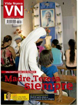 portada VN Canonización de Madre Teresa de Calcuta 3002 septiembre 2016 Grande