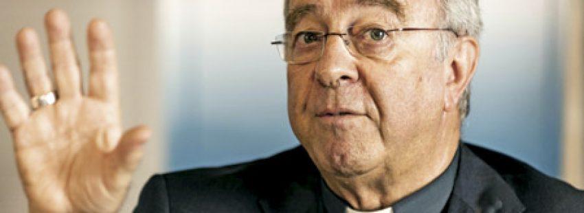Sebastià Taltavull, obispo auxiliar de Barcelona y nuevo administrador apostólico de Mallorca, tras el traslado de Javier Salinas 13 septiembre 2016