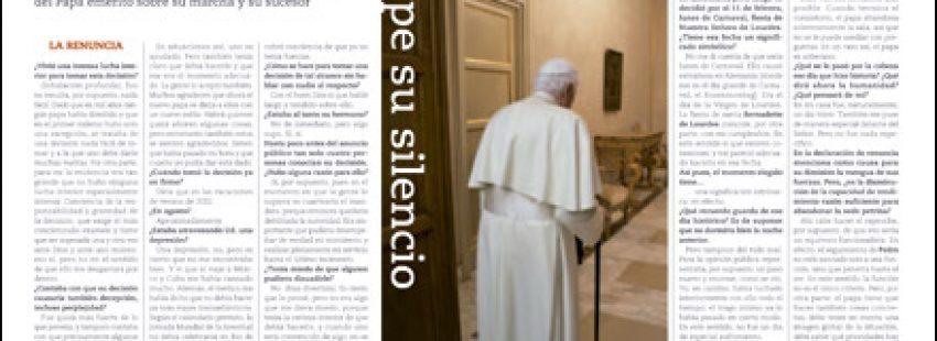 apertura A fondo adelanto editorial del último libro de Benedicto XVI 3003 septiembre 2016