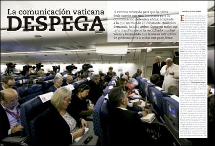 apertura A fondo La comunicación vaticana despega 3005 octubre 2016