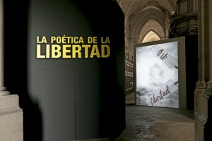 La poética de la libertad, exposición en la Catedral de Cuenca 2016