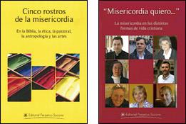 Cinco rostros de la misericordia y Misericordia quiero, dos libros de Perpetuo Socorro