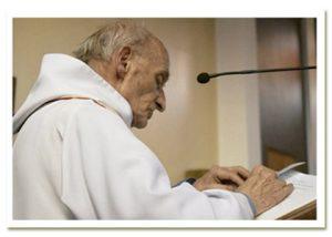 fotografía de Jacques Hamel, sacerdote asesinado en Normandía mientras oficiaba misa julio 2016