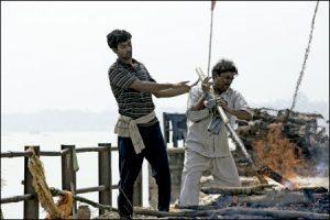 fotograma de la película Masaan