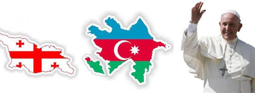 viaje del papa Francisco a Georgia y Azerbaiyán 30 septiembre 2 octubre 2016