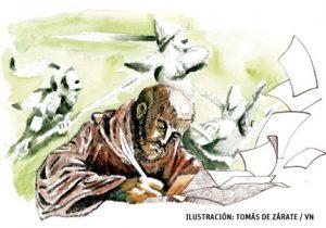 ilustración de Tomás de Zárate para artículo de Jesús Sánchez Adalid 3002