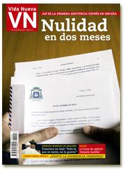 portada Vida Nueva Nulidades exprés 3004 septiembre 2016 pequeña