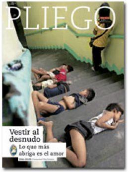 portada Pliego Vestir al desnudo 3005 octubre 2016
