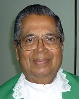 Anthony Soter Fernandez, arzobispo emérito de Kuala Lumpur, Malasia, creado cardenal por papa Francisco 19 noviembre 2016