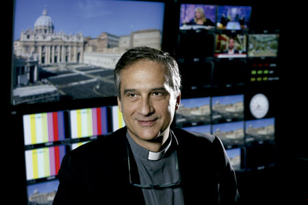 Dario Viganò, sacerdote italiano prefecto de la Secretaría para la Comunicación