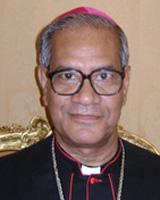 Patrick D'Rozario, arzobispo de Dhaka, Bangladesh, creado cardenal por papa Francisco 19 noviembre 2016