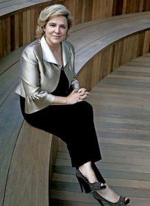 Pilar Rahola, periodista, pregonera del Domund 2016