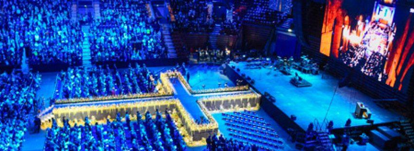 papa Francisco viaje visita Suecia para conmemorar 500 años Reforma católicos luteranos evento ecuménico en el Malmo Arena