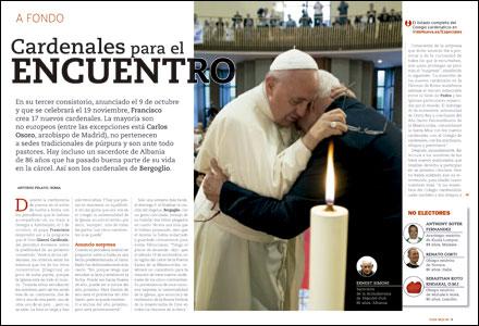apertura A fondo 17 nuevos cardenales de Francisco 3007 octubre 2016