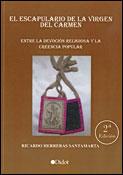 El escapulario de la Virgen del Carmen, un libro de Ricardo Herreras Santamarta, Punto Didot