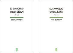 El evangelio de san Juan dos volúmenes Jean Zumstein, Ediciones Sígueme