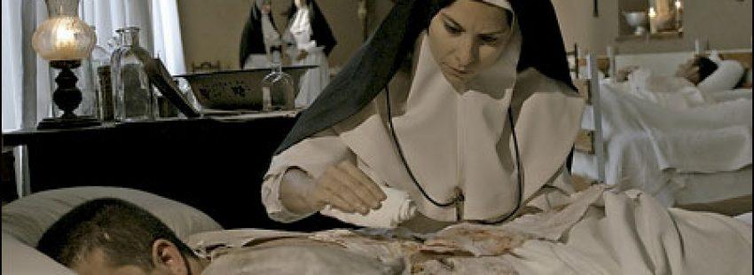 fotograma de la película Luz de Soledad