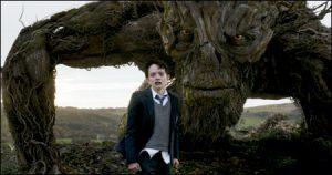 Un monstruo viene a verme fotograma de la película