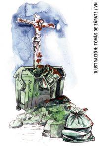 ilustración de Tomás de Zárate para artículo de Pablo dOrs 3007 octubre 2016