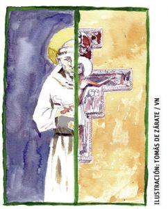 ilustración de Tomás de Zárate para el artículo del cardenal Ravasi 3009