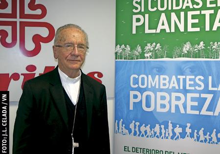 Cláudio Hummes, cardenal arzobispo emérito de Sao Paulo Brasil, prefecto emérito de la Congregación para el Clero y actual presidente de la Red Eclesial Panamazónica REPAM