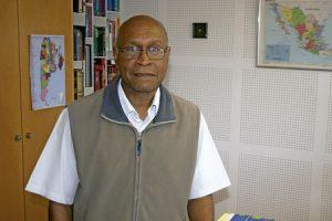 Douglas Roper, superior de los marianistas en Perú