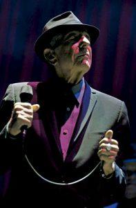 Leonard Cohen, cantante y compositor, fallecido en noviembre de 2016