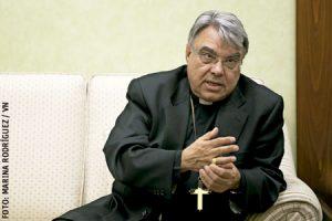 Marcello Semeraro, obispo secretario del Consejo de cardenales C-9 del papa Francisco