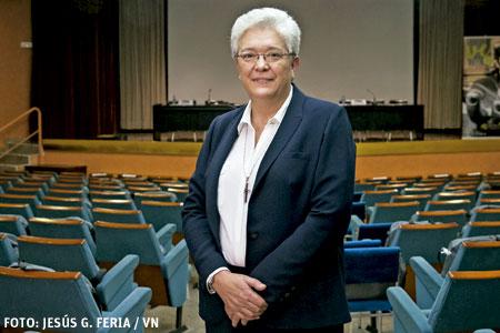 Mariña Ríos, primera mujer presidenta de CONFER noviembre 2016