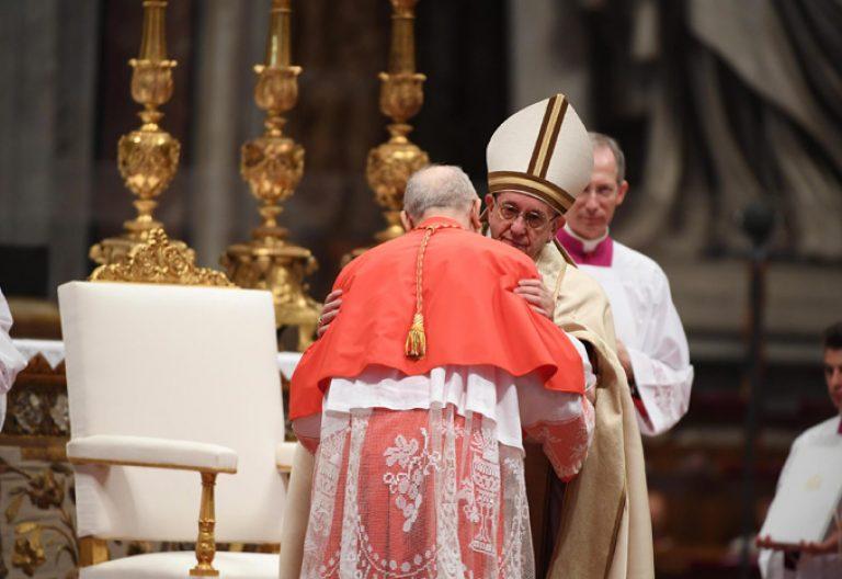 Mario Zenari, cardenal venezolano creado por el papa Francisco consistorio 19 noviembre 2016