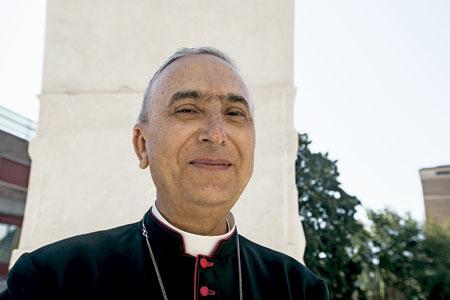 Mario Zenari, nuncio apostólico en Siria, cardenal en el tercer consistorio de Francisco 19 noviembre 2016