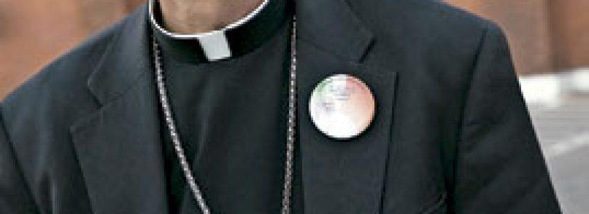 Mark J. Seitz, obispo de El Paso, Texas