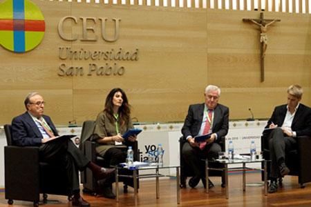 Pedro Miguel García Fraile director de PPC España participa en el 18 Congreso Católicos y Vida Pública noviembre 2016