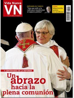 portada VN Viaje papal a Suecia 3010 noviembre 2016 Grande