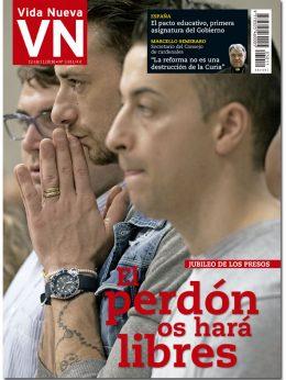 portada Vida Nueva Jubileo de los presos 3011 noviembre 2016 Grande