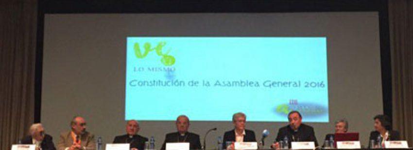 XXIII Asamblea de CONFER 2016 noviembre