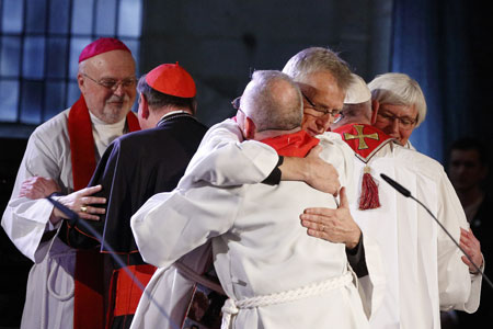 papa Francisco en Suecia viaje visita para conmemorar 500 años Reforma y diálogo católicos y luteranos 31 octubre 2016